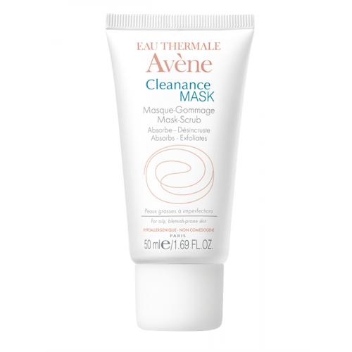 Avene CLEANANCE (Клинанс) Маска для глубокого очищения, 50 мл