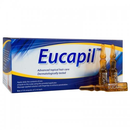 Eucapil (Эвкапил) - средство против выпадения волос, 30*2мл