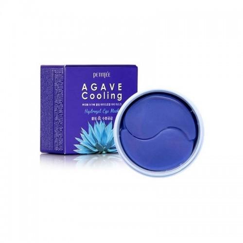 Agave Cooling Hydrogel Eye Mask / Набор патчей для век гидрогелевые АГАВА, 60 шт