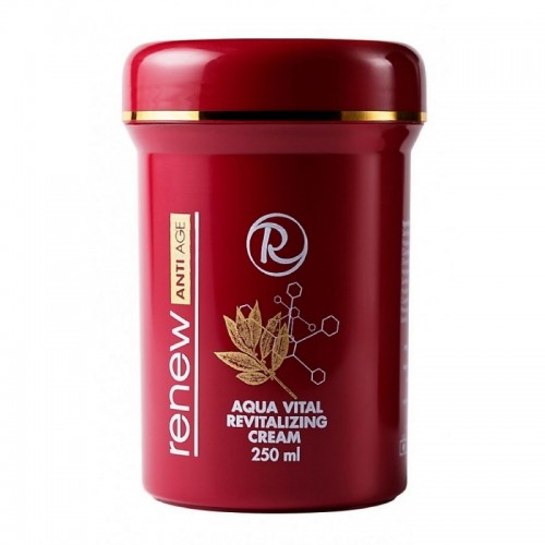 Aqua Vital Revitalizing Cream / Антивозрастной солнцезащитный увлажняющий крем, 250мл