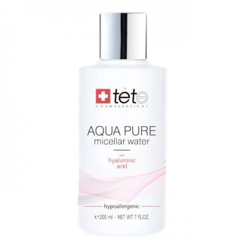 Aqua Pure Micellar Water with hyaluronic acid / Мицеллярная вода с гиалуроновой кислотой, 200мл